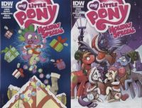 My Little Pony Holiday Special (2015) nn