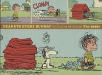 Peanuts - Every Sunday Slipcase 01: The 1950s - mit HC 1-2