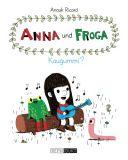 Anna und Froga: Kaugummi?