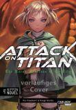 Attack on Titan - The Harsh Mistress of the City 01 (Novel)