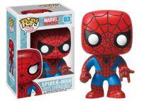 Pop! Marvel - Spider-Man Bobble-Head Figure