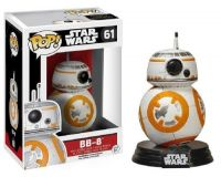 Pop! Star Wars - BB-8 Figure