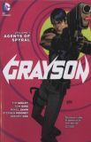 Grayson (2014) TPB 01: Agents of Spyral