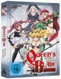 Queens Blade: Beautiful Warriors - Collectors Edition [DVD]