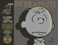 Die Peanuts Werkausgabe 20: Tages- & Sonntags-Strips 1989-1990