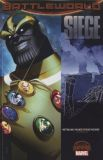 Siege (2015) TPB: Battleworld