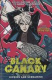 Black Canary TPB 01: Kicking and Screaming