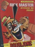 Rick Master (1997) 25: Attentat im Zirkus