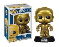 Pop! Star Wars - C-3PO Vinyl Bobble-Head Figure