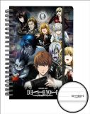 Death Note - Collage A5 Notebook