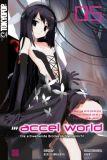 Accel World Novel 05 - Die schwebende Brücke im Sternenlicht (Roman)