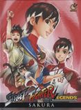 Street Fighter Legends: Sakura (2006) HC