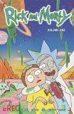 Rick and Morty (2015) TPB 01