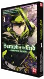 Seraph of the End: Vampire Reign 01