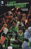 Green Lantern Corps: The Lost Army (2015) TPB