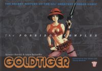 Goldtiger: The Poseidon Complex (2016) TPB