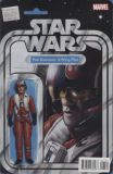 Poe Dameron (2016) 01 (Action Figure Variant Cover)