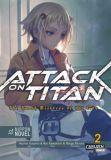 Attack on Titan - The Harsh Mistress of the City 02 (Novel)