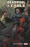 Deadpool & Cable: Split Second (2016) TPB
