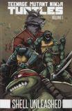 Teenage Mutant Ninja Turtles (2011) TPB 01 [2nd Edition]: Shell unleashed