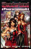 Wonderland (2010) 11: Kampf der Königinnen