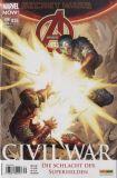 Avengers (2013) 35: Civil War [Secret Wars]