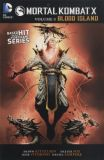 Mortal Kombat X (2015) TPB 03: Blood Island