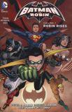 Batman and Robin (2012) TPB 07: Robin Rises