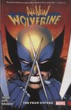 All-New Wolverine (2016) TPB 01: The Four Sisters