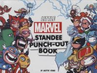 Little Marvel Standee Punch-Out Book HC