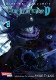 Vampire Hunter D 08