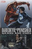 Daredevil vs. Punisher (2005) TPB: Means and Ends