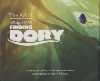 The Art of Finding Dory (2016) Artbook