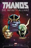 Marvel Exklusiv HC 120: Thanos - Die Infinity-Allianz