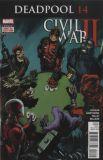 Deadpool (2016) 14: Civil War II