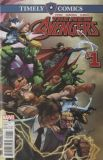 Timely Comics: The New Avengers (2016) 01