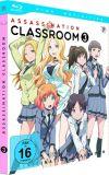 Assassination Classroom Vol. 03 [Blu-ray]