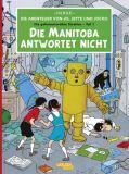Die Abenteuer von Jo, Jette und Jocko Band 01: Die geheimnisvollen Strahlen Teil 1 - Die Manitoba antwortet nicht