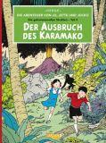 Die Abenteuer von Jo, Jette und Jocko Band 02: Die geheimnisvollen Strahlen Teil 2 - Der Ausbruch des Karamako