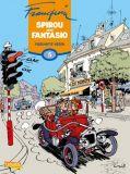 Spirou und Fantasio Gesamtausgabe 05: Fabelhafte Wesen
