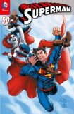 Superman (2012) 50 [Comic Con Germany Variantcover]