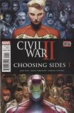 Civil War II: Choosing Sides (2016) 01