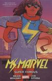 Ms. Marvel (2014) TPB 05: Super Famous