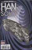 Han Solo (2016) 02 (Millennium Falcon Cover)