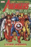 Avengers: Living Legends TPB