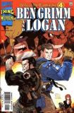 Before the Fantastic Four: Ben Grimm and Logan (2000) 01