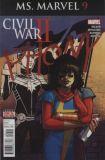 Ms. Marvel (2016) 09: Civil War II