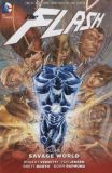 The Flash (2011) TPB 07: Savage World