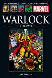 Die Offizielle Marvel-Comic-Sammlung 87 [Classic 33]: Warlock - Teil Zwei