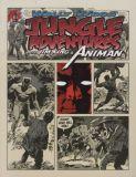 Jungle Adventures with Jim King & Animan (2016) TPB